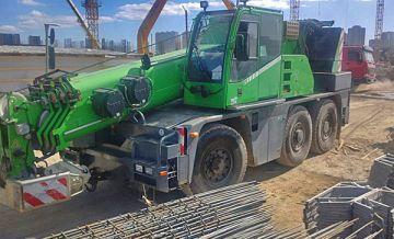 Аренда крана 40 тонн