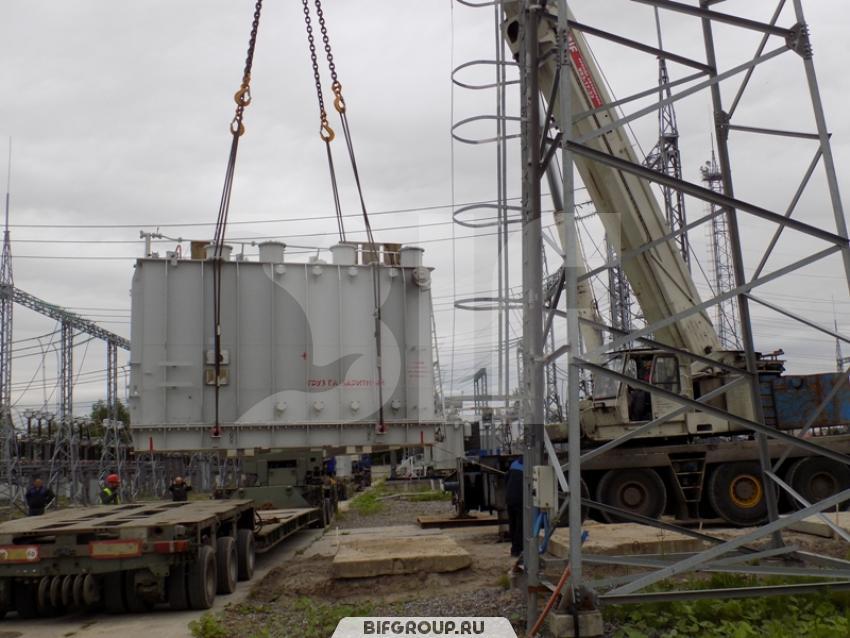 Краны в строительстве